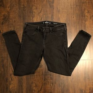Hollister | low rise jean jegging